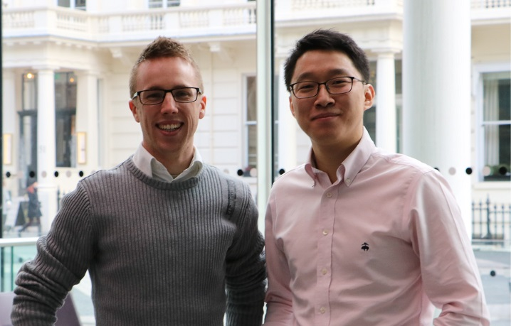 Yan Zhao and Ian Campbell (Department of Mechanical Engineering, Imperial College London), Breathe Battery Technologies