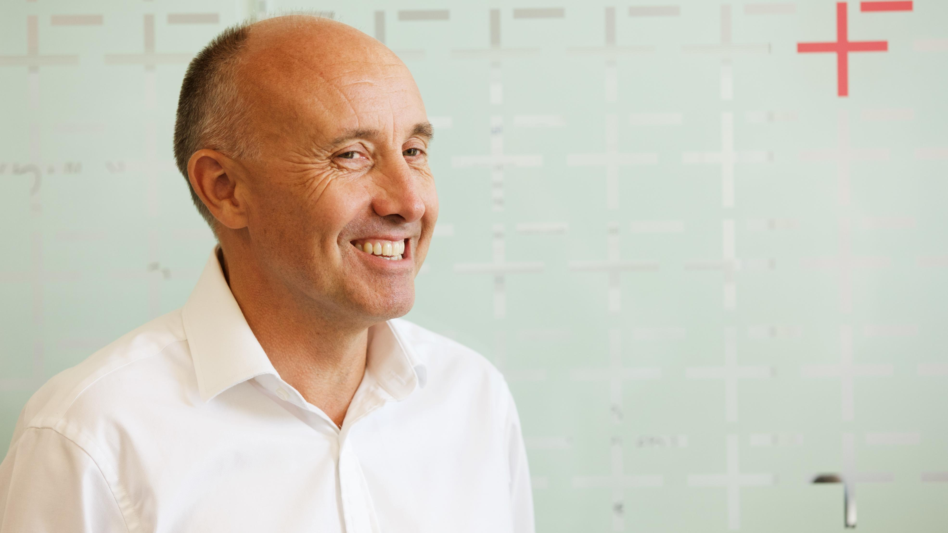 Ex-BP man takes charge at Faraday