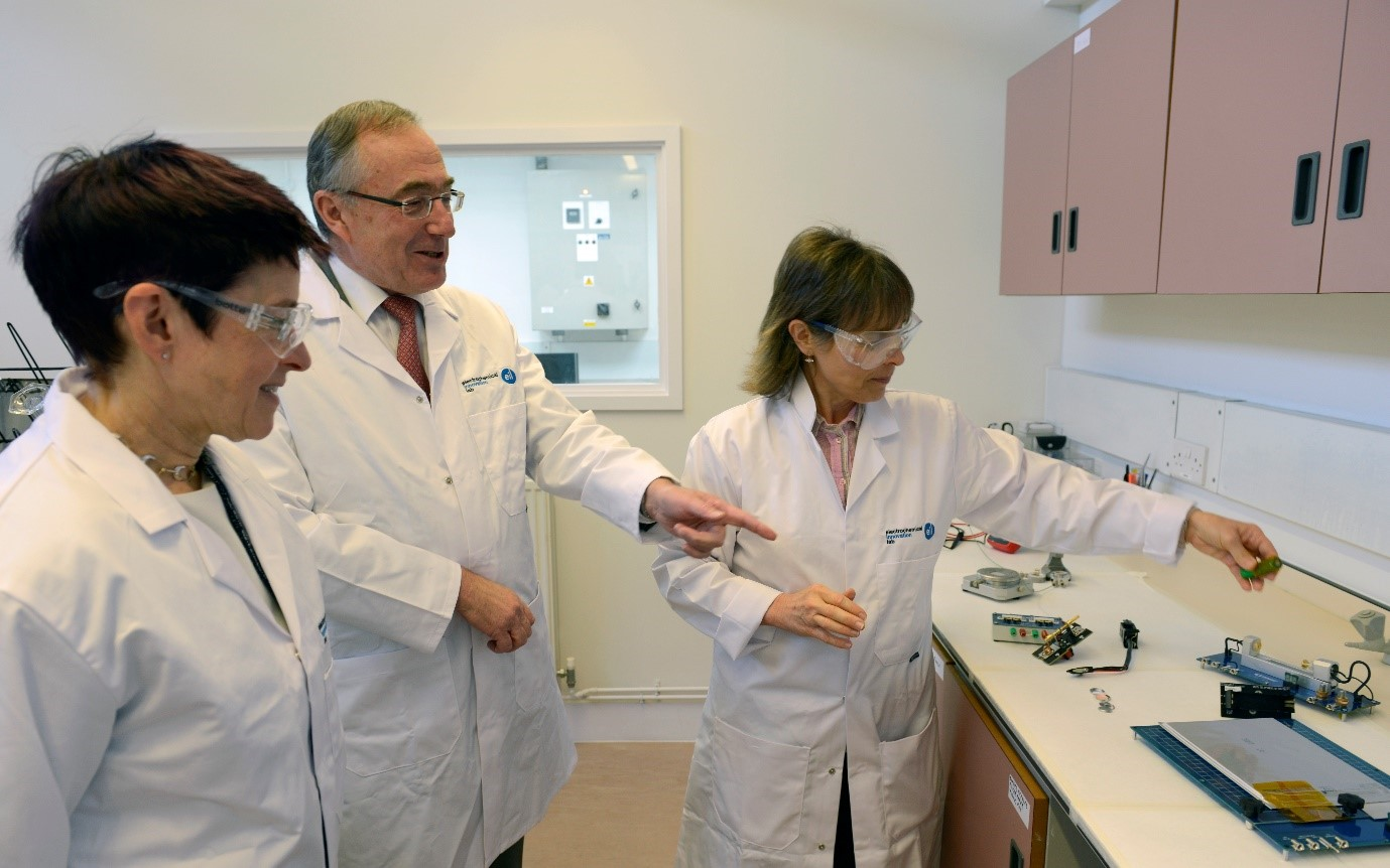 New UCL Faraday Laboratory to research energy and battery technologies