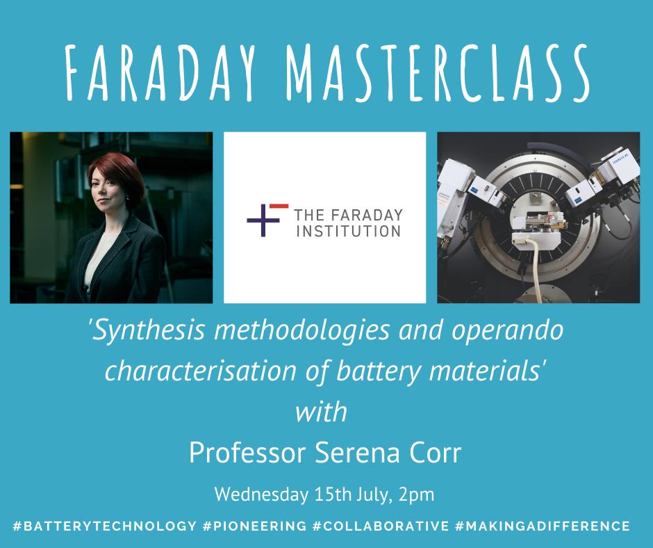 Faraday Masterclass 15